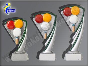 Resin-Pokale