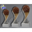 FG4131-33 3er Basketball, Korbball, Resin-Pokalserie,...