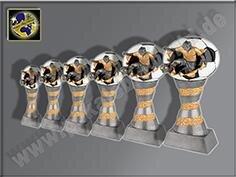 6er Resin-Pokalserie mit eigener Gravur |...