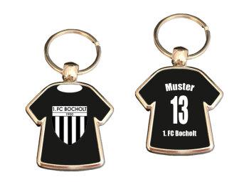 Personalisierte Schlüsselanhänger