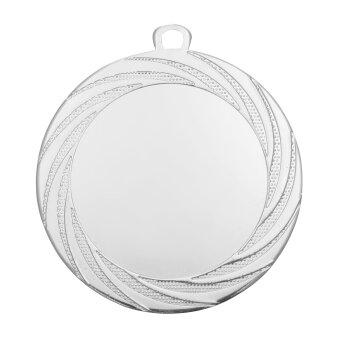 ab 50 Stück Gold, Silber oder Bronze Medaille (70mm) mit band und eigenem Logo (unmontiert)