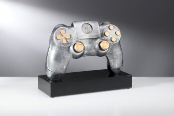 Resin Gaming Controller H.15cm (PlayStation)