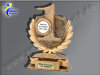 1. Platz-Resin-Pokal, Gold, 14x10 cm