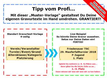 Karten, Kartenspiel, Poker, Pokerblatt, Skat-Resin-Pokal, Multicolor (handbemalt), 19,5x5,5 cm