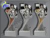 3er Kartfahren, Go Kart. Kart Racing, Resin-Pokalserie, Gold, Silber, Bronze, 14,5x5,1-14,5x5,1 u. 14,5x5,1 cm