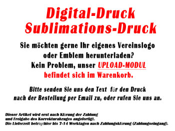 B348.1   Glaspokal, Transparent, mit Digitaldruck,...